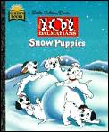 Disney Snow Puppies