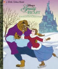 Disneys Beauty & The Beast Enchanted Christmas A Little Golden Book