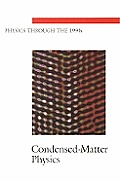 Condensed-Matter Physics