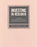 Investing in Research: A Proposal to Strengthen the Agricultural, Food & Environmental System