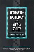 Information Technology in the Service Society:: A Twenty-First Century Lever