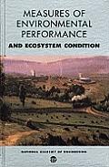 Measures Of Environmental Performance &