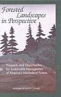 Forested Landscapes in Perspective:: Prospects and Opportunities for Sustainable Management of America's Nonfederal Forests