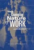 The Changing Nature of Work:: Implications for Occupational Analysis