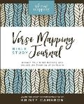 Verse Mapping Bible Study Journal: Deepen Your Bible Reading and Unpack the Meaning of Scripture
