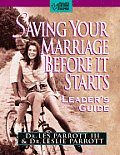 Saving Your Marriage Before It Starts Le