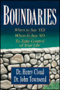 Boundaries When To Say Yes When To Say N