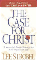 Case For Christ A Journalists Personal
