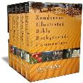 Zondervan Illustrated Bible Backgrounds Commentary 5 Volumes Old Testament
