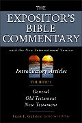 Expositors Bible Commentary Volume 1 Niv