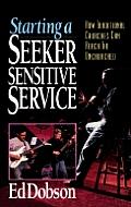 Starting A Seeker Sensitive Service