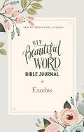 Niv, Beautiful Word Bible Journal, Exodus, Paperback, Comfort Print