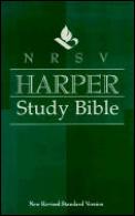 Bible Nrsv Harper Study