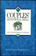 Bible NIV Couples Devotional Bible New International Bible