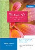Bible Niv Burgundy Womens Devotional