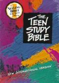 Bible NIV Teen Study Bible New International Version