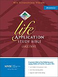 Life Application Study Bible NIV Large Print