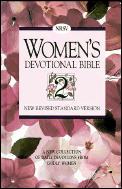 Bible Nrsv Womens Devotional Bible 2 New