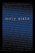 Bible Niv Holy Bible Todays New Internat