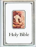 Bible Niv White Family Keepsake Red Letter