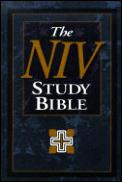 Bible NIV Study Bible New International Version