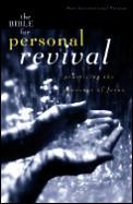 Bible Niv For Personal Revival
