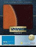 Zondervan NIV Study Bible Compact Updated Edition