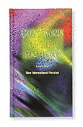 Gods Words Of Life For Teens Niv