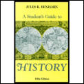 Students Guide To History 5th Edition