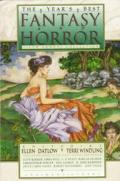 Years Best Fantasy & Horror 06