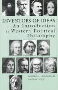 Inventors Of Ideas An Introduction To Western P
