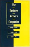 Business Writers Companion
