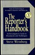 Reporters Handbook An Investigators Guide To Docum