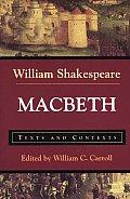 Macbeth Text & Contexts