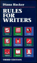 Rules For Writer 3rd Edition