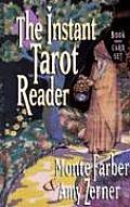 Instant Tarot Reader Book & Card Deck Set
