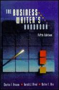 Business Writers Handbook 5th Edition
