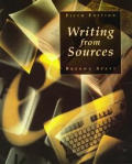 Writing from sources