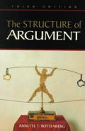 Structure Of Argument 3rd Edition