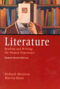 Literature Reading & Writing Shorter 7th Edition