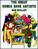 Great Comic Book Artists