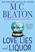 Love Lies & Liquor Agatha Raisin