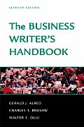 Business Writers Handbook