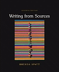 Writing From Sources 7th Edition
