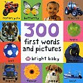 300 First Words & Pictures