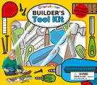 Let's Pretend Builders Tool Kit: With Book and Press-Out Pieces [With Puzzle]