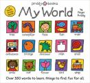 My World A hand drawn book with 350 words to learn things to count lots to find