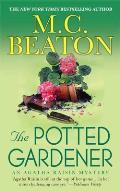 Potted Gardener Agatha Raisin