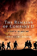 Remains of Company D A Story of the Great War