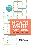How To Write Anything - Mla/ Apa Updated (10 - Old Edition)